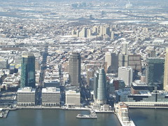 Aerial View, Snow View, Jersey City, New Jersey, One World Observatory, World Trade Center Observation Deck, New York City (lensepix) Tags: aerialview snowview oneworldobservatory worldtradecenterobservationdeck observationdeck newyorkcity snow winter