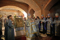 The Laying of the Foundation Stone of Saint John the Russian's Church / Закладка храма св. Иоанна Русского (38) 20.02.2017