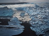 "Jökulsárlón in Iceland (Say ""Wasabi"") Tags: ice iceland islandia jokulsarlon black beach iceberg glacier climatechange globalwarming landscape scenery atlantic ocean olympus mzuiko1240 melting blacksand omdem5ii"