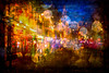 China Town (RCARCARCA) Tags: london chinatown lights bokeh street activity shops people pedestrians