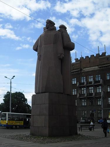 Das Erbe der Sowjetzeit...