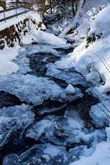 Water and Ice (RGaenssler) Tags: oppenau allerheiligen allerheiligenwasserfall deutschland schwarzwald lierbach europa badenwürttemberg blackforest forestanera forêtnoire selvanera