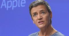 Margrethe Vestager (listsaytocomer) Tags: sanction taxation horizontal brussels belgium bel