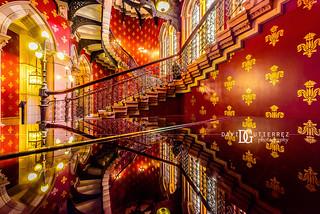 St. Pancras Renaissance Hotel, London, UK