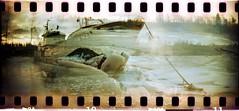 icebreaker (Foide) Tags: icebreaker sprocket cross skip ice sea winter trawler