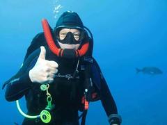 Double hose scuba diver,. (Vintage Scuba) Tags: ocean lake man men wet water vintage belt tank mask smooth dry scuba diving rubber double hose suit diver beavertail weight drysuit fins wetsuit rebreather regulator