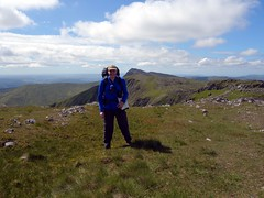 """Me on Aran Benllyn • <a style=""""font-size:0.8em;"""" href=""""http://www.flickr.com/photos/41849531@N04/18726521083/"""" target=""""_blank"""">View on Flickr</a>"""