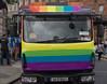 DUBLIN 2015 LGBTQ PRIDE FESTIVAL [PREPARING FOR THE PARADE] REF-106216