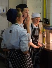 Pensive Chefs