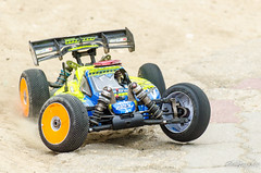 RC94 Masters Kyosho 2015 - Double-Gauche #1-52 (phillecar) Tags: scale race training remote nitro masters remotecontrol 18 buggy bls rc kyosho 2015 brushless truggy rc94