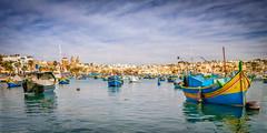 Malta, Marsaxlock (ZX-6R) Tags: world europe malta