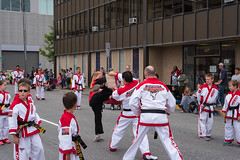 DC0_1470 (Eisbier) Tags: sports sport alaska training do day martial arts martialarts parade taekwondo anchorage tae tkd kwon champmartialarts indepences