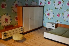 Doll furniture for sale! (pe.kalina) Tags: scale vintage miniature doll furniture ddr 112 dollhouse prl