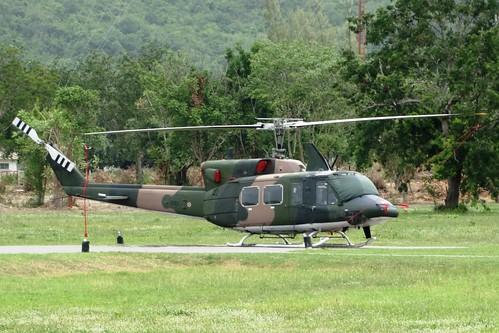 35044 / Bell 212 / RTA NCO school Hua Hin / 03Aug14 /