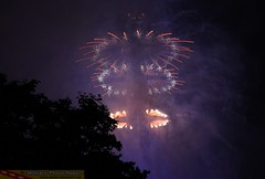 Feu d'artifice 2015 / Fireworks for Bastille day 2015 (Model-Miniature / Military-Photo-Report) Tags: mars paris de day tour photos 14 champs eiffel juillet bastille champsdemars feu dartifice 7me 2015