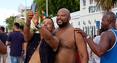 "Bear Selfie Time ""Thank you for 9 million + views!!!"" (LarryJay99 ) Tags: street gay people hairy black male men guy goatee nipples faces masculine manly bald smiles beards glbt guys pride dude males facialhair dudes stud blackmen studs selfie lgtb virile blackmales canonefs60mmf28macrousm canonefs60mmf28macrousa"
