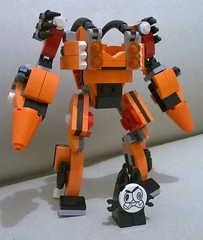 3 (ezrawibowo) Tags: max robot mix lego scifi build mecha mech alternate moc mixels nixels