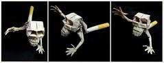 ORIGAMI - SMOKING KILLS (Neelesh K) Tags: origami smoking kills tobacco neelesh k