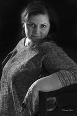 20161225_1_0 (Sándalo Armas) Tags: retrato blackandwhite l ritratto portrait портрет portret muotokuva портретпортрет 초상화 肖像
