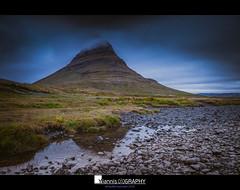 Kirkjufell mountain (I) (Yiannis Chatzitheodorou) Tags: kirkjufell grundarfjörður iceland ισλανδία evening landscape islandia