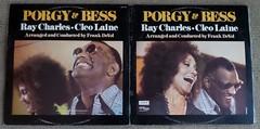 Ray Charles & Cleo Laine (hytam2) Tags: raycharles cleolaine vinyl record 3313 frankdevol
