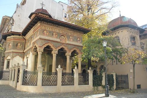 Thumbnail from Stavropoleos Monastery