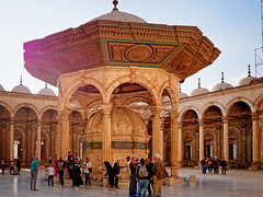 Mosque of Muhammad Ali, Cairo, Egypt (CamelKW) Tags: cairo egypt mosqueofmuhammadali mosque
