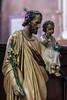 IMG_1715 (Phil_the_photter) Tags: christchurchtunstall stokeontrent xmas nativity xmastree staffordshire religiousicon 3wisemen tunstall church nativityscene