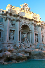 Trevi Fountain (martinelliss) Tags: italy rome buildings fountains statuesculpture