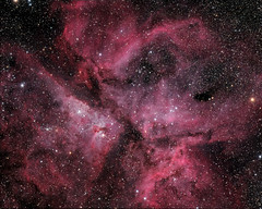 Eta Carina nebula (whale05) Tags: space science astrometrydotnet:id=nova1920229 astrometrydotnet:status=solved