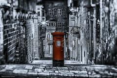 "Post office letter box (Tony Sammut) Tags: canoneos550d canon canoniani canonef24105mmf4lisusm beautifulcapture bulbmode blackwhitephoto red letterbox valletta vivalavida malta tripod thelook timevalue travelplanet autofocus finegold flickr flickrclickx ""flickrtravelaward"" frameit explore wow photofreakmalta"