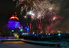 Panasonic FZ1000, Fireworks, Vieux-Port, Montréal, 7 January 2017 (12) (proacguy1) Tags: panasonicfz1000 fireworks vieuxport montréal 7january2017