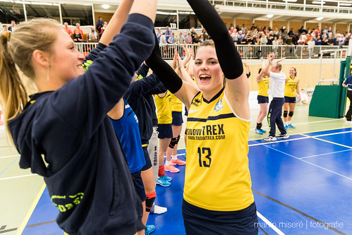 "3. Heimspiel vs. Volleyball-Team Hamburg • <a style=""font-size:0.8em;"" href=""http://www.flickr.com/photos/88608964@N07/32003258763/"" target=""_blank"">View on Flickr</a>"