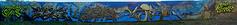 Artist: Mone and ??? - Uzi Crew (pharoahsax) Tags: graffiti mainzkastel mainz kastel wb pmbvw bw hessen süden deutschland kunst art streetart street urban urbanart paint graff wall germany artist legal mural painter painting peinture spraycan spray writer writing artwork tag tags worldgetcolors world get colors mone