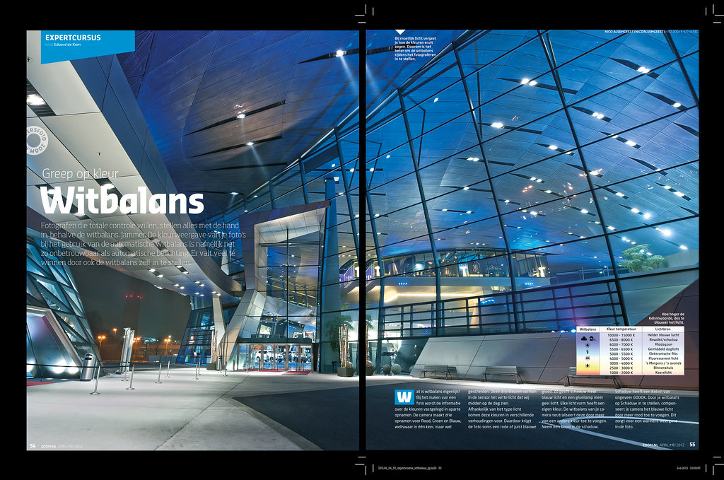 Publicatie: Zoom Magazine