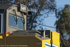 New helpers in Beaumont, CA (Travis Berryman) Tags: unionpacific beaumonthill uprr upyumasub desertrailroading