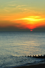 Sunset 180116 2 (Rockman of Zymurgy) Tags: hastings eastsussex uk southeast