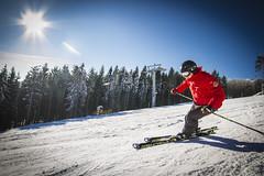 schöne Wintersporttage im Skiliftkarussell Winterberg
