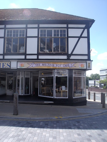 96-102 Witton Street, Northwich - The Melting Pot Café