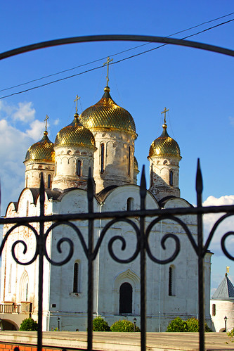 Cathedral of Nativity of Holy Virgin, Mozhaysk, Russia