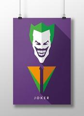 Coringa (marciorodgs) Tags: joker coringa universo marvel dc liga justiça pôster cartaz cartazes design plano ilustração ilustrações desenho desenhos comics quadrinho quadrinhos super herói heróis vilão vilões xmen pôsteres