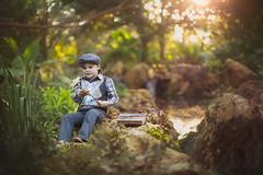 School's Out... (sharpmemories) Tags: schoolsout schoolboy handsomeboy waitingonadate softlight sharpmemories