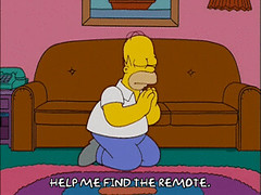 New trending GIF on Giphy (I AM THE VIDEOGRAPHER) Tags: ifttt giphy homer simpson episode 5 season 14 14x05 praying hopeful wishing