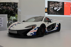 Mclaren P1 (matty10120) Tags: show uk england car festival speed exhibition mclaren mazda goodwood p1 2015 of