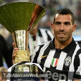 Juventus, Tevez: Futuro? Ora penso solo alla Copa America