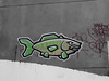 Graffiti Lille (Estellanara) Tags: street art graffiti tag graf un lille poisson par artiste lhomme faits surnommé