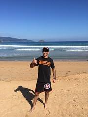 Entrenamiento Equipo Team Jucao en la Playa de Laga País Vasco-spain 20-06-2015