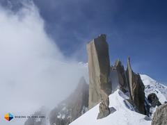 Digital Crack (HendrikMorkel) Tags: mountains alps mountaineering chamonix alpineclimbing arêtedescosmiques arcteryxalpineacademy2015