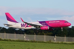 HA-LYD Airbus A320 Belfast International Airport 24th June 2015 (_Illusion450_) Tags: airplane airport aircraft aviation air belfast aeroplane airline airbus airlines aeroport avion a320 320 aldergrove airbus320 bfs airbusa320 wizz belfastinternationalairport egaa belfastinternational aldergroveairport wizzaircom 240615 halyd
