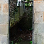 missing door